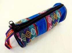 ペルー製マンタのペンケース
