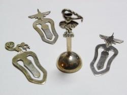 ペルーお土産 シルバー小物