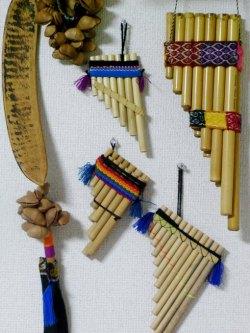 ペルーお土産 アンデスの民族楽器