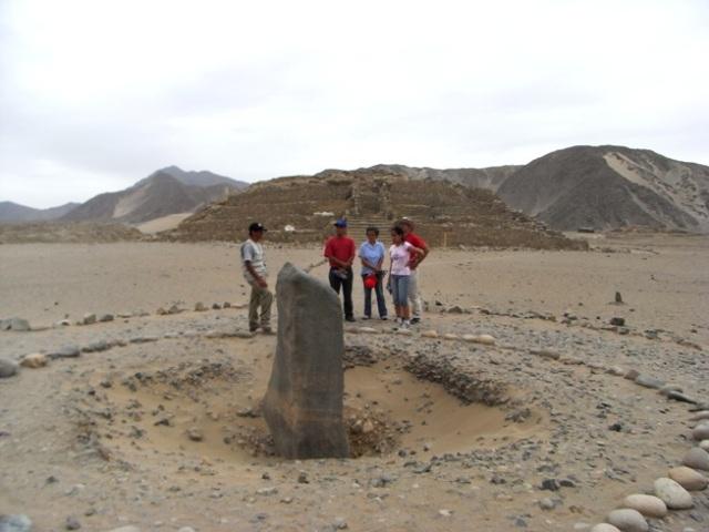 カラル遺跡
