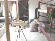 生産者 セラピオ 糸紡ぎ