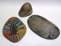 ペルーお土産 ナスカの石